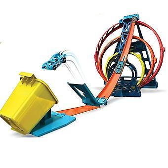Pyörät Track Builder - Rajoittamaton Triple Loop Kit