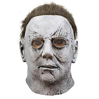 Masque d'Halloween Moonlight Flustered Michael Myers Movie Halloween Party Costume Props