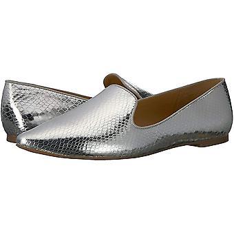 Franco Sarto Womens Sadia2 Leather Pointed Toe Loafers