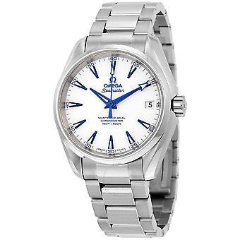 Omega Seamaster Aqua Terra Automatic White Dial Men's Watch 23190392104001