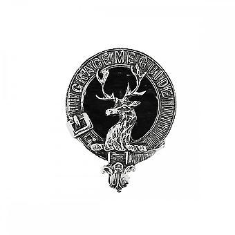 Arte Pewter Clan Crest Bolsillo Ver Forbes