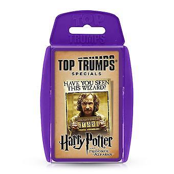 Harry Potter & The Prisoner of Azkaban Top Trumps Card Game