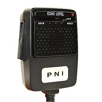 מיקרופון הד PNI Echo עם 4 פינים לתחנת רדיו CB