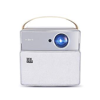 מקרן DLP נייד 720P אנדרואיד Wifi Bluetooth