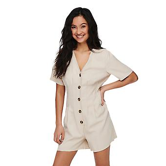 Only Women's Aris Loose Fitted Playsuit