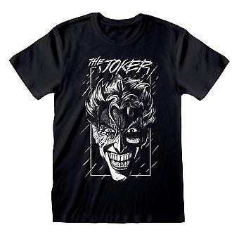 DC Comics Miesten Batman Jokeri T-paita
