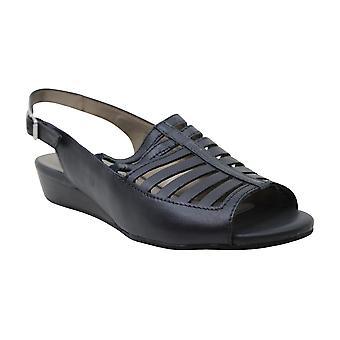 ARRAY Iris Women's Sandal 10 C/D US Navy