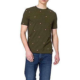 Scotch & Soda T-Shirt mit Print aus Baumwolle, 0218 Combo B, XL Men's