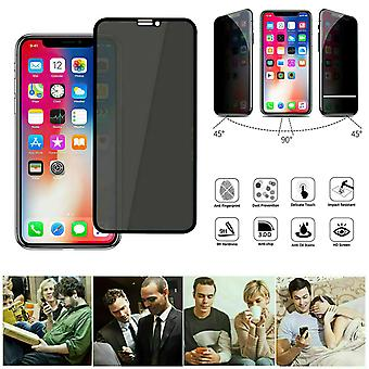 Iphone Xs Max - Privacy Tempered Glass Screen Protection