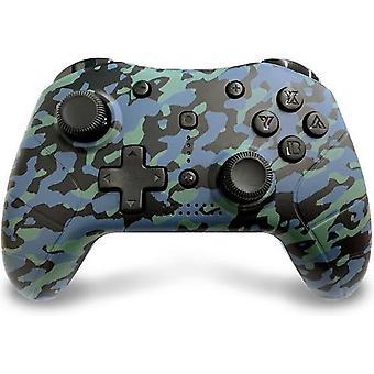 Unter Kontrolle Nintendo Switch - Wireless Bluetooth Controller - Camouflage