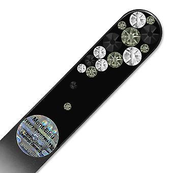 Swarovski crystal nail file BB-M - Black Diamond