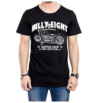 Billy Eight - KUSTOM SHOP L.A - T-SHIRT