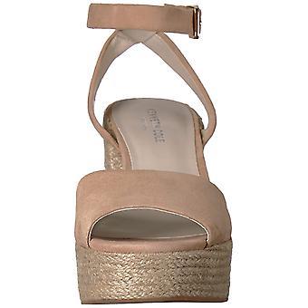 Kenneth Cole New York Women's Pheonix Platform jurk sandaal hakken
