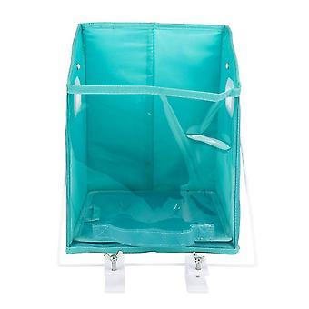 Closet Clothes Organizer Pull Down Shelf Basket Rotatable Retrieve Foldabl |Foldable Storage Bags