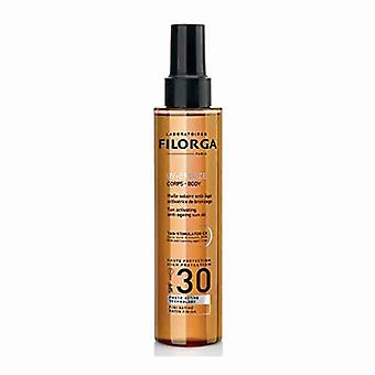 Sun Block Filorga UV Bronze (150 ml) Spf30