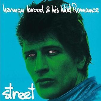 Herman Brood & Zijn Wilde Romance - Street Turquoise Vinyl