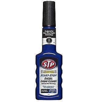 STP GST74200EN Start Stop Diesel Engine Cleaner, 200 ml