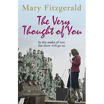De gedachte van u door Mary Fitzgerald
