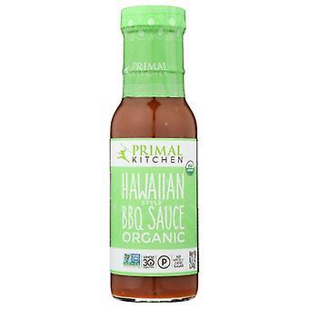 Primal Kitchen Sauce Hawaiian Bbq Unswt, Case of 6 X 8.5 Oz