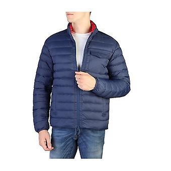 Hackett - Ropa - Chaquetas - HM402380-595 - Hombres - azul marino, rojo - L