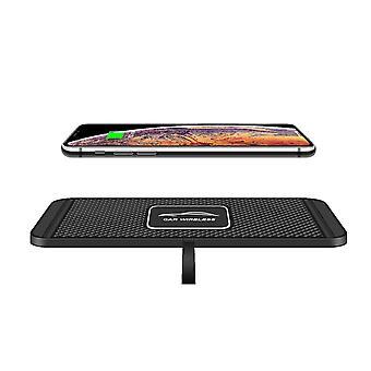 Yleinen langaton autolaturi iphone X 1112 Pro Max -lataustelakkaalustalle  Autojen laturit