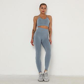 Yoga set sports outfit fitness set athletic wear for women