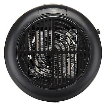 900W 110-220V Mini Electric Fan Heater Wall-outlet Adjustable Thermostat Timing Setting Warmer