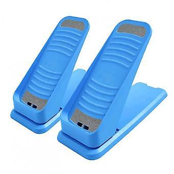 Mini trappe stepper trin maskine til motion, twist stepper til motion (blå)