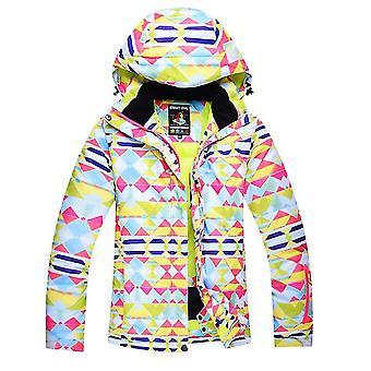 Super warme ademende en waterdichte sportkleding winterjassen