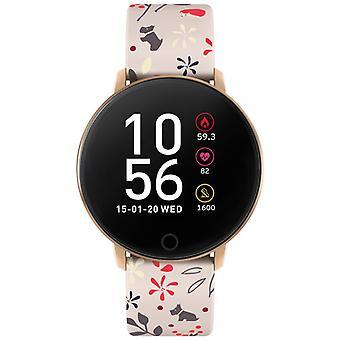 Radley Smart Rys05-2042 Black Dial Rubber Strap Ladies Watch