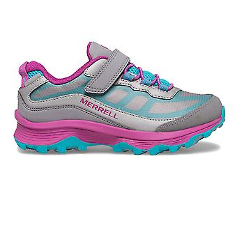 Merrell Moab Speed Low A/C Waterproof Junior Walking Shoes - AW21
