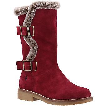 Hush Puppies Womens/Ladies Megan Suede Mid Calf Boots