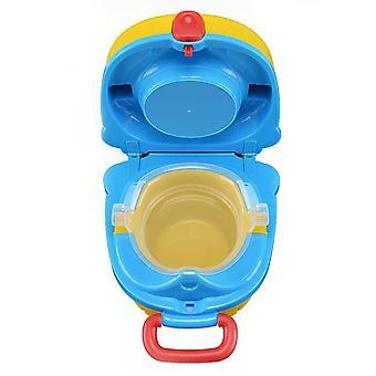 子供の男の子の女の子のための携帯トイレトレーニングポータブル旅行トレーナー屋外ベビートイレを運ぶ