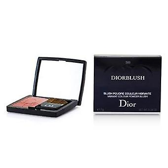 Christian Dior Diorblush Vibrante Color Polvo Blush - 566 Brown Milly - 7g/0.24oz