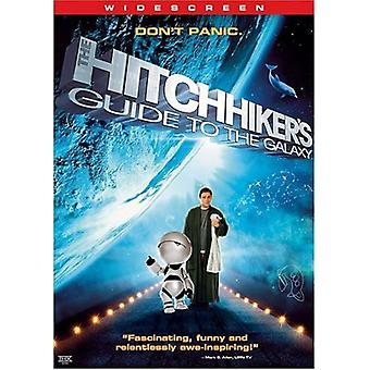 The Hitchhiker's Guide to the Galaxy [Ws] [DVD] USA import