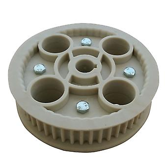 Toothed Belt Guide Pulley Fits Stiga Villa 85M. 92M, 102M & 107M Mowers