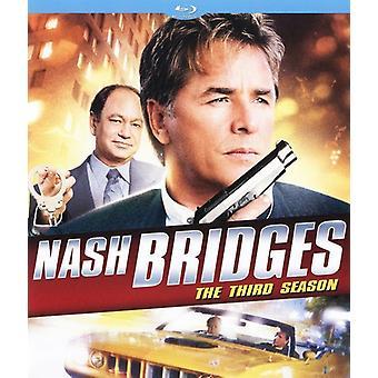 Nash Bridges Season the Third Season [Blu-ray] USA import