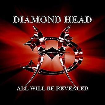 Diamond Head - All Will Be Revealed [Vinyl] USA import