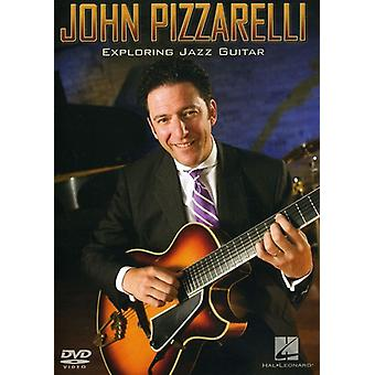 Pizzarelli John-Exploring Jazz Guitar [DVD] USA import
