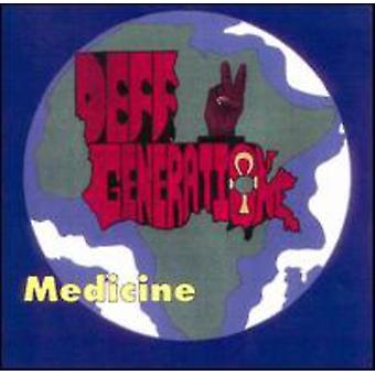Deff Generation - Medicine [CD] USA import