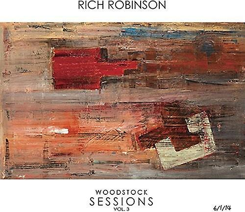 Rich Robinson - Woodstock Sessions [CD] USA import