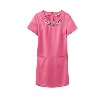 Joules Ianthe geweven tuniek jurk (U)