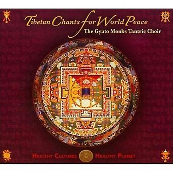 Gyuto Tantric Choir - Tibetan Chants for World Peace [CD] USA import