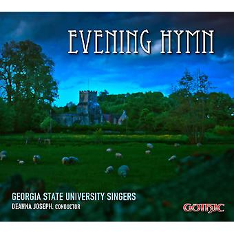 Barr, Susan La / Valdes, Maria / Marane, Nicole - Evening Hymn [CD] USA import