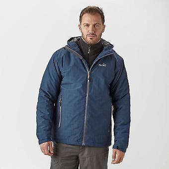 New Peter Storm Men's Typhoon Walking Hiking Jacket Navy