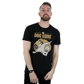Looney Tunes Men's Foghorn Leghorn Dog Gone T-Shirt