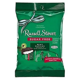 Russell Stover sjokolade sukker gratis Mint karbonader