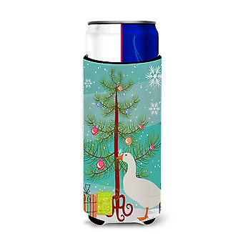 Shire Horse Christmas Michelob Ultra Hugger for slim cans