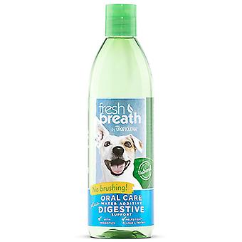 Tropiclean Fresh Breath Oral Care Water Additive Plus Digestive Support