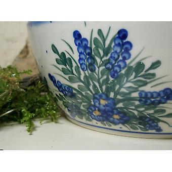 Salad Bowl, ø 23 cm, height 9 cm, 45 - Unikat polish pottery - BSN 2252
